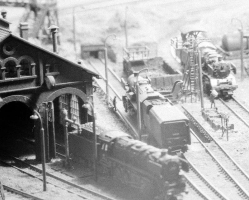 Es begann 1972 (Spur N) Bahnbe12