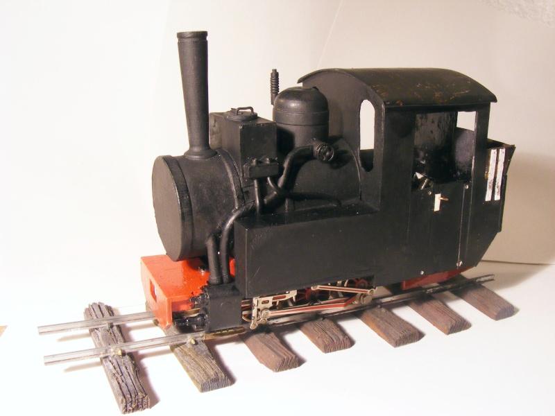 """Lucy und """"der blaue Klaus"""" - 600mm Feldbahn (M=1:35 oder Spur If) Dampfl13"""