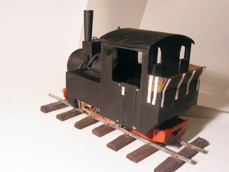 """Lucy und """"der blaue Klaus"""" - 600mm Feldbahn (M=1:35 oder Spur If) Dampfl14"""