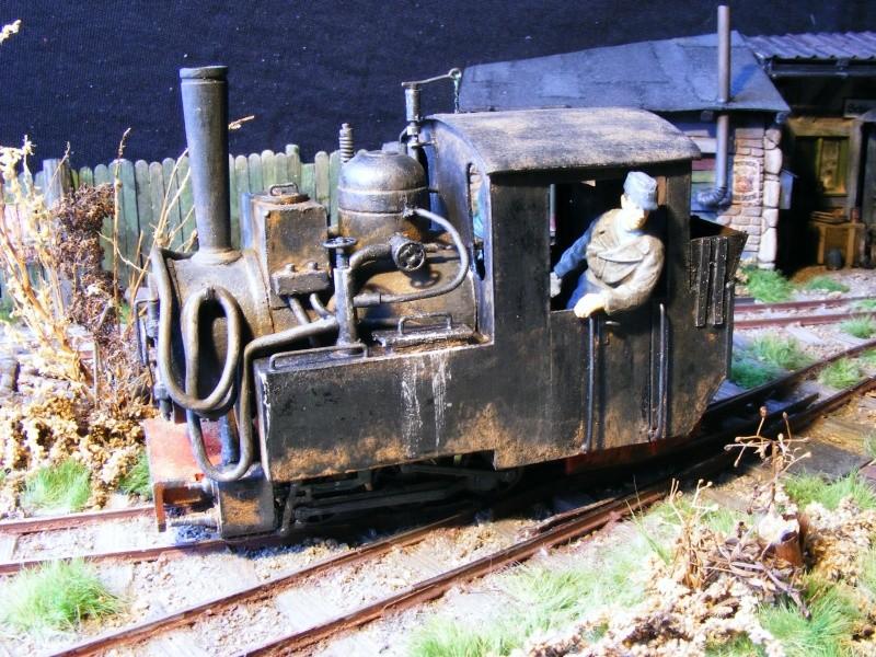 """Lucy und """"der blaue Klaus"""" - 600mm Feldbahn (M=1:35 oder Spur If) Dampfl17"""