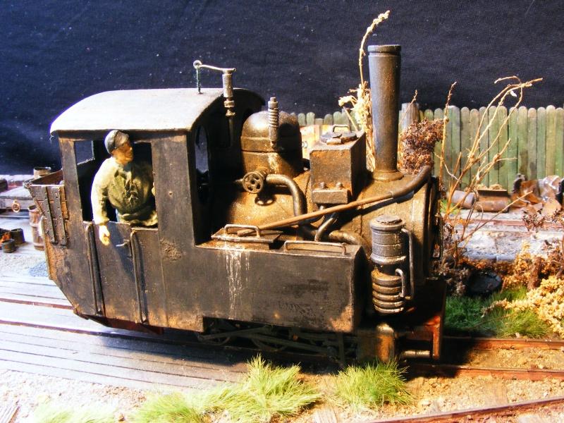 """Lucy und """"der blaue Klaus"""" - 600mm Feldbahn (M=1:35 oder Spur If) Dampfl21"""