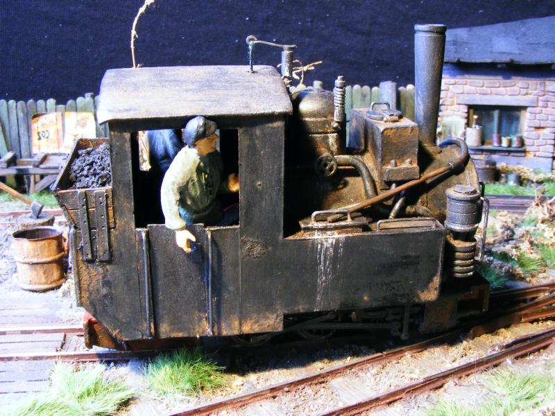 """Lucy und """"der blaue Klaus"""" - 600mm Feldbahn (M=1:35 oder Spur If) Dampfl22"""