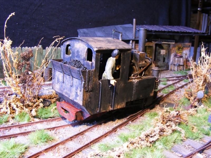 """Lucy und """"der blaue Klaus"""" - 600mm Feldbahn (M=1:35 oder Spur If) Dampfl23"""