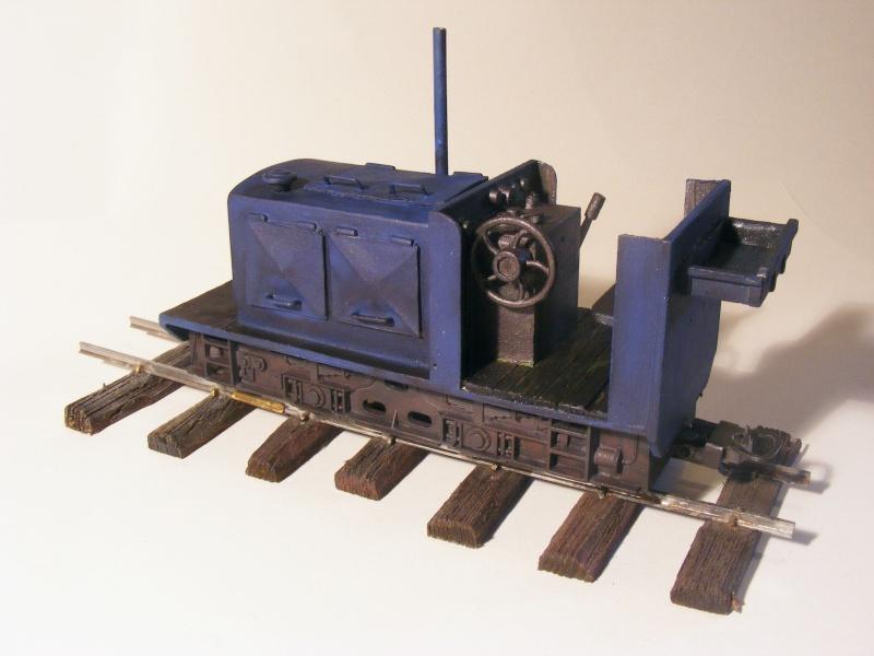"""Lucy und """"der blaue Klaus"""" - 600mm Feldbahn (M=1:35 oder Spur If) Diesel13"""
