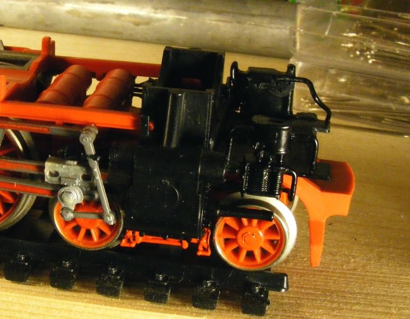 Die Erste einer ganzen Serie, die Reko 01 501 Dscf2810