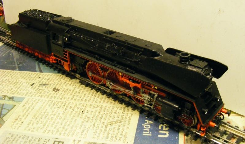 Die Erste einer ganzen Serie, die Reko 01 501 Dscf2910