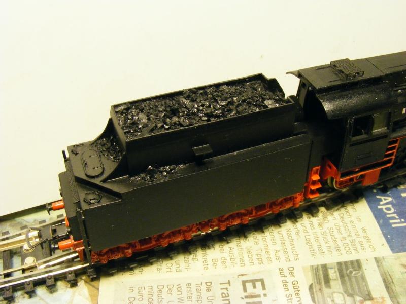 Die Erste einer ganzen Serie, die Reko 01 501 Dscf2911