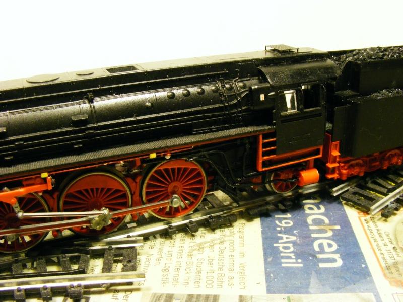 Die Erste einer ganzen Serie, die Reko 01 501 Dscf2913