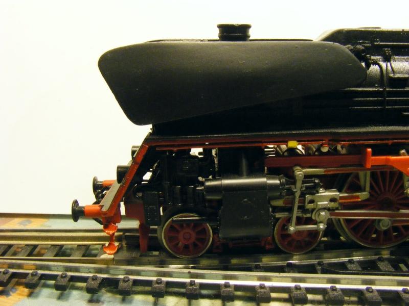 Die Erste einer ganzen Serie, die Reko 01 501 Dscf2914