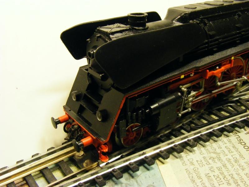 Die Erste einer ganzen Serie, die Reko 01 501 Dscf2915