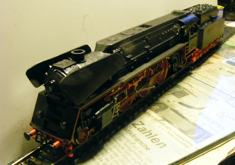 Die Erste einer ganzen Serie, die Reko 01 501 Dscf2916