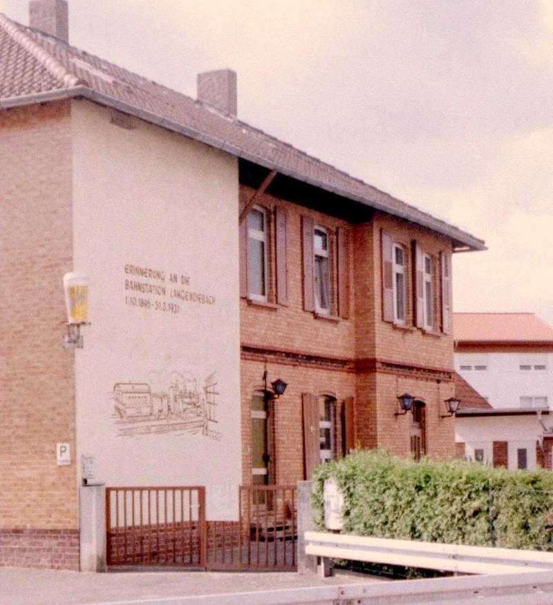 Hanauer Kleinbahn (Hanau - Langenselbold bzw. Hüttengesäß) in H0 Hanaue15