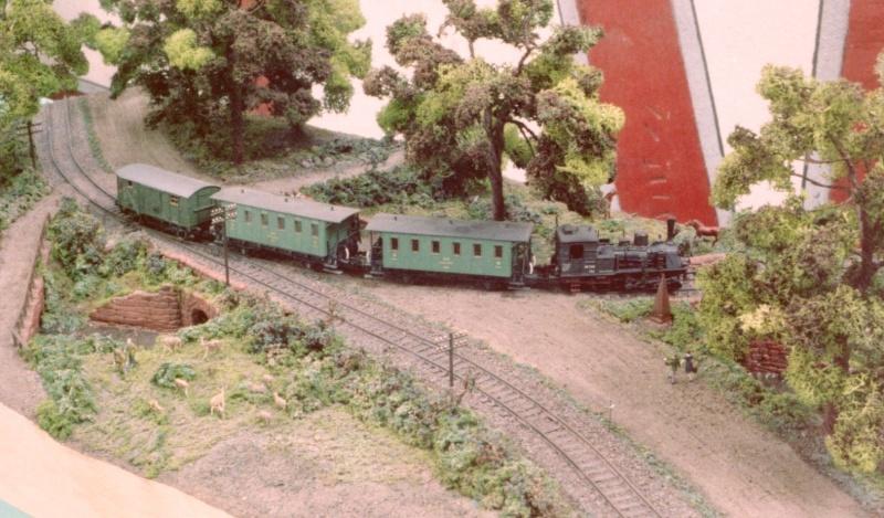 Hanauer Kleinbahn (Hanau - Langenselbold bzw. Hüttengesäß) in H0 Hanaue22