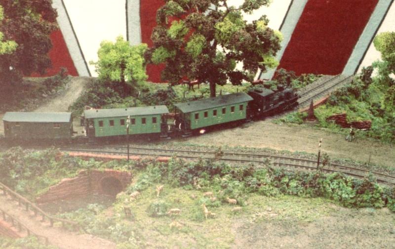 Hanauer Kleinbahn (Hanau - Langenselbold bzw. Hüttengesäß) in H0 Hanaue23