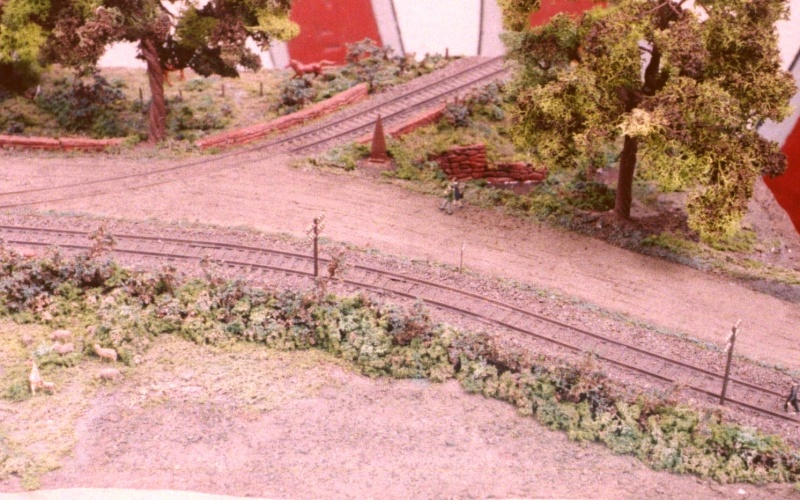 Hanauer Kleinbahn (Hanau - Langenselbold bzw. Hüttengesäß) in H0 Hanaue26