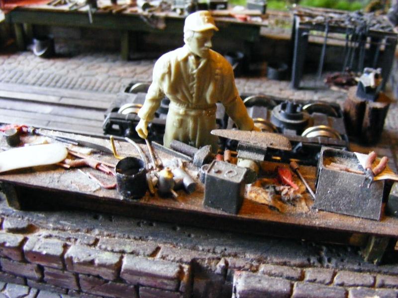 600mm-Feldbahn im Maßstab 1:35 Loksch11