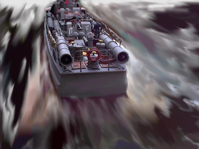 Schnellboot der Klasse 700 (M=1:35) S712_012