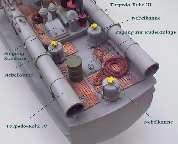Schnellboot der Klasse 700 (M=1:35) S712_a11