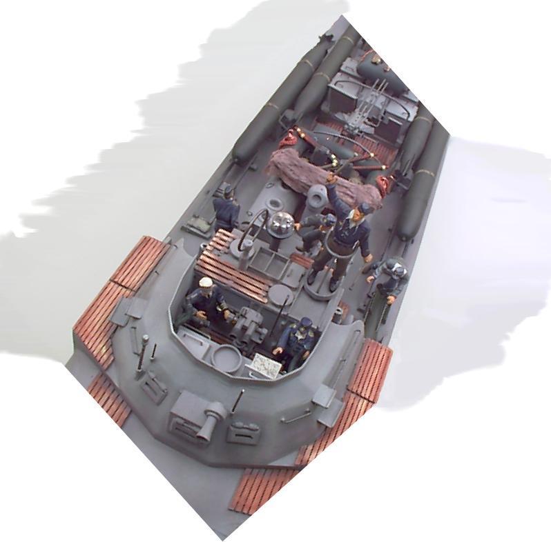 Schnellboot der Klasse 700 (M=1:35) S712_b10