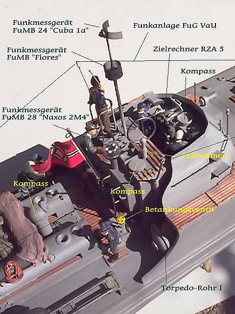 Schnellboot der Klasse 700 (M=1:35) S712_c11