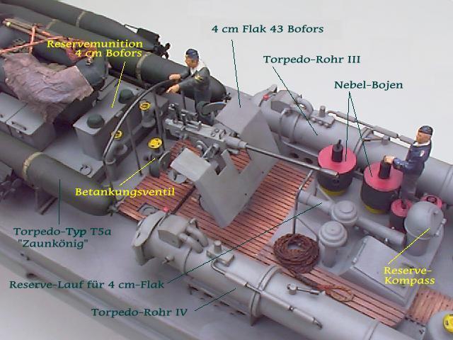 Schnellboot der Klasse 700 (M=1:35) S712_c12