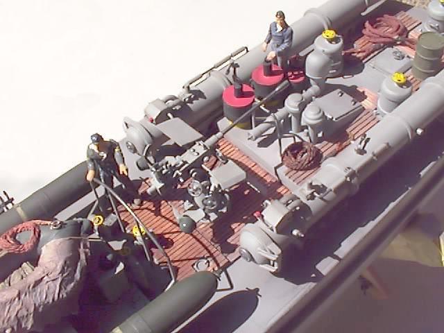 Schnellboot der Klasse 700 (M=1:35) S712_c13