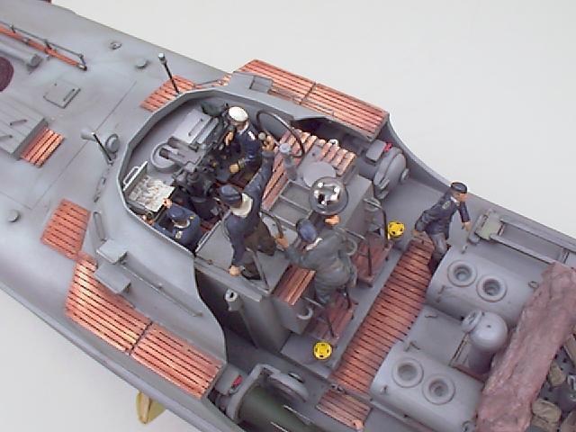 Schnellboot der Klasse 700 (M=1:35) S712_c14