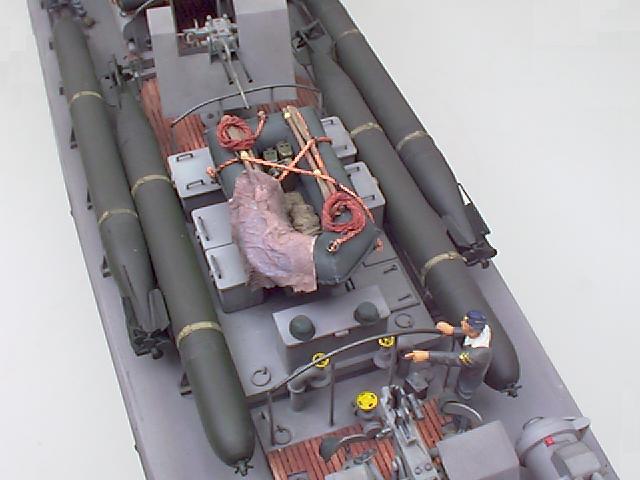 Schnellboot der Klasse 700 (M=1:35) S712_m11