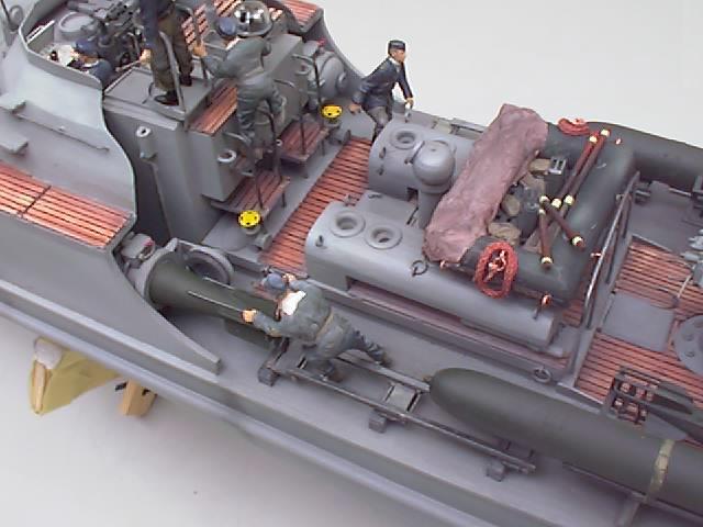 Schnellboot der Klasse 700 (M=1:35) S712_t10