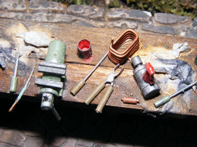 600mm-Feldbahn im Maßstab 1:35 Werkba12