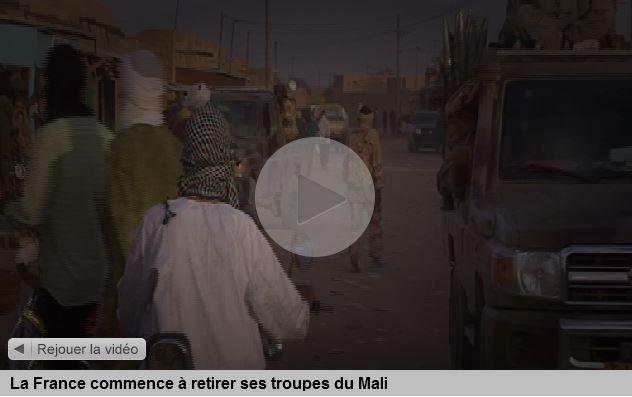 Retour des paras, une vidéo de geopoloitique sur la question malienne Mali_v11