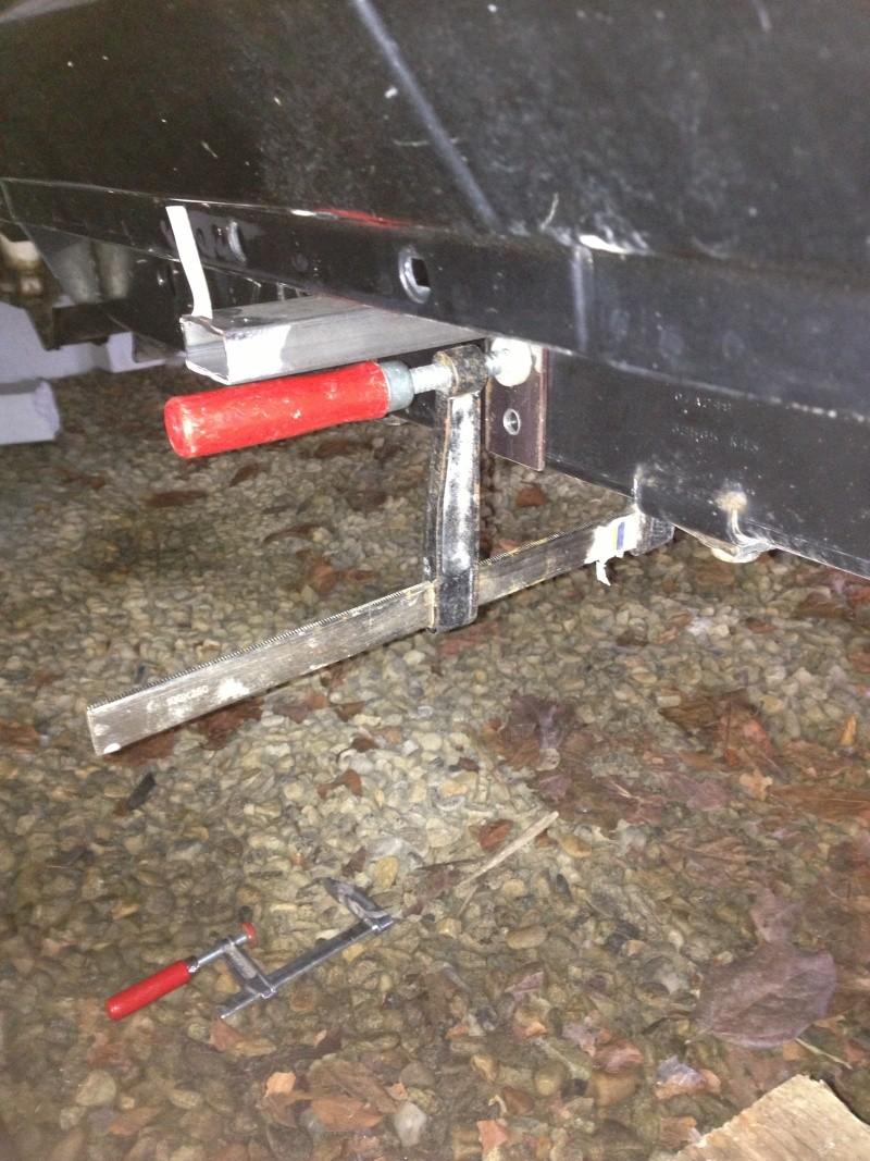 pedane home made e nuovo ammo by mattouno Staffa11