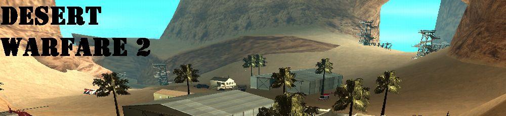 Desert Warfare 2 [TDM]