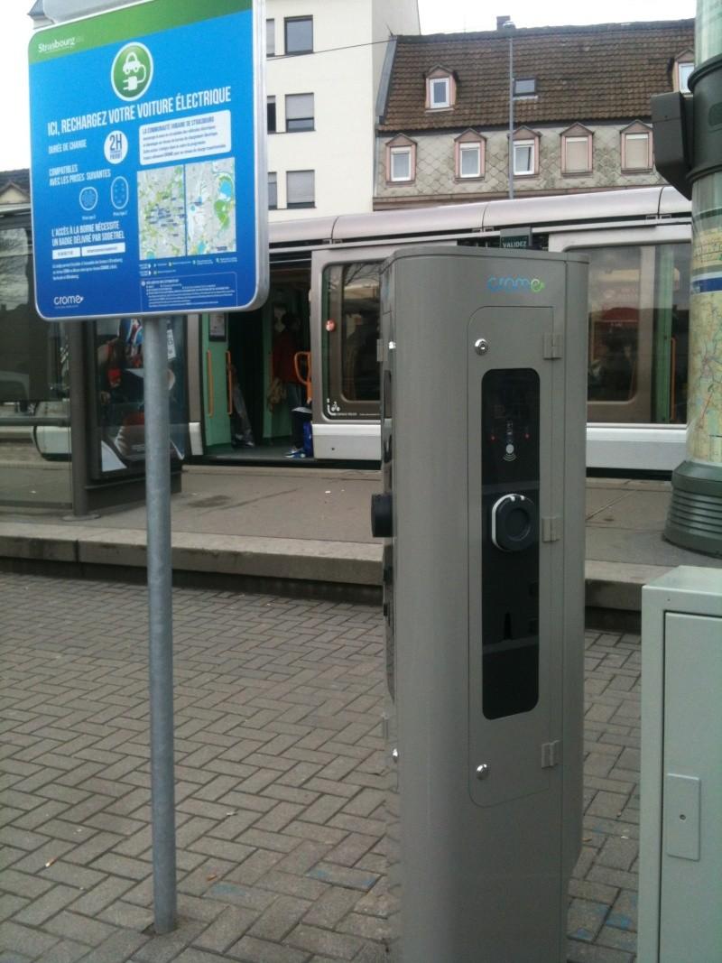Borne de recharge géré par Sodetrel en Alsace Br_par10