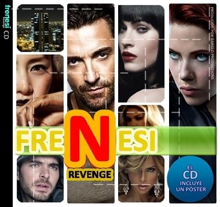 Conoce el CD de Frenesí ''Revenge'' Cd10