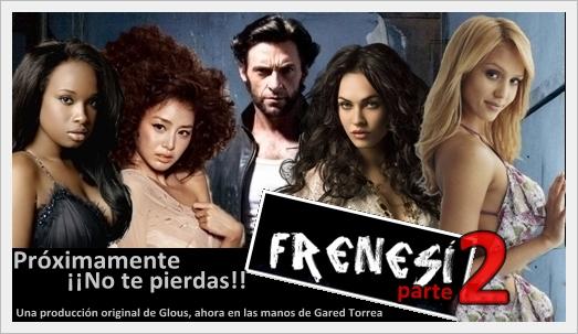 Frenesí Revenge...estreno Paster10
