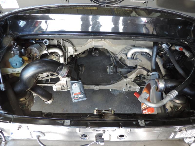 Refroidissement Moteur Porsche 996 Turbo Dscn0838