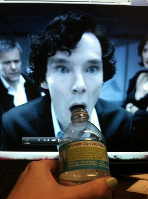 Le Sherlock Fandom est devenu fou Feedth10