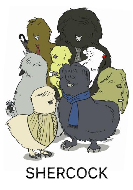 Le Sherlock Fandom est devenu fou Fluffy10