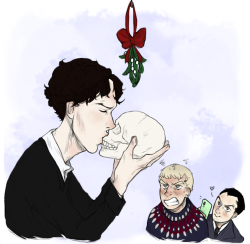 Le Sherlock Fandom est devenu fou Tumblr12
