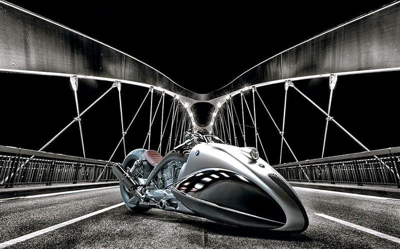 Les concepts atypiques et futuristes Bmw-ap12