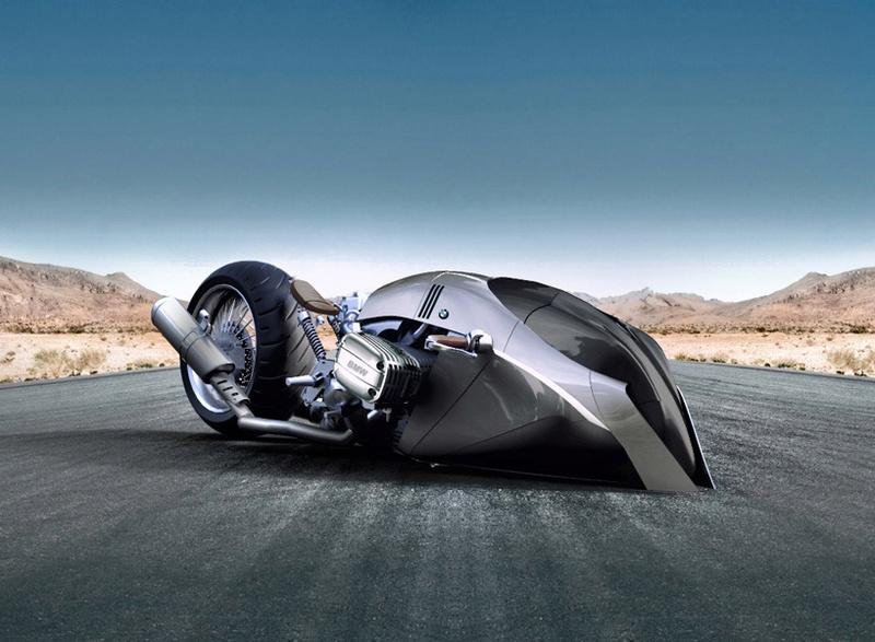 Les concepts atypiques et futuristes Bmw-r112