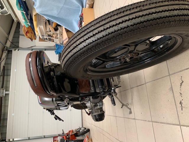 BMW R100RT almost done  Img_1010