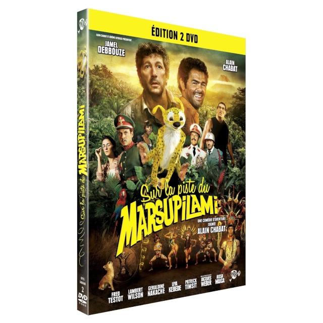 Le film Sur la piste du Marsupilami  91noe610