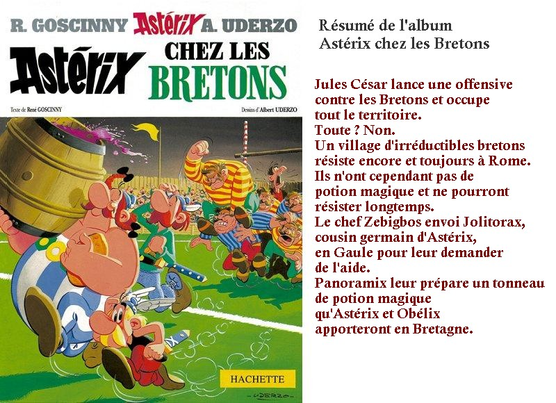 Les albums d'Astérix le Gaulois Album_13