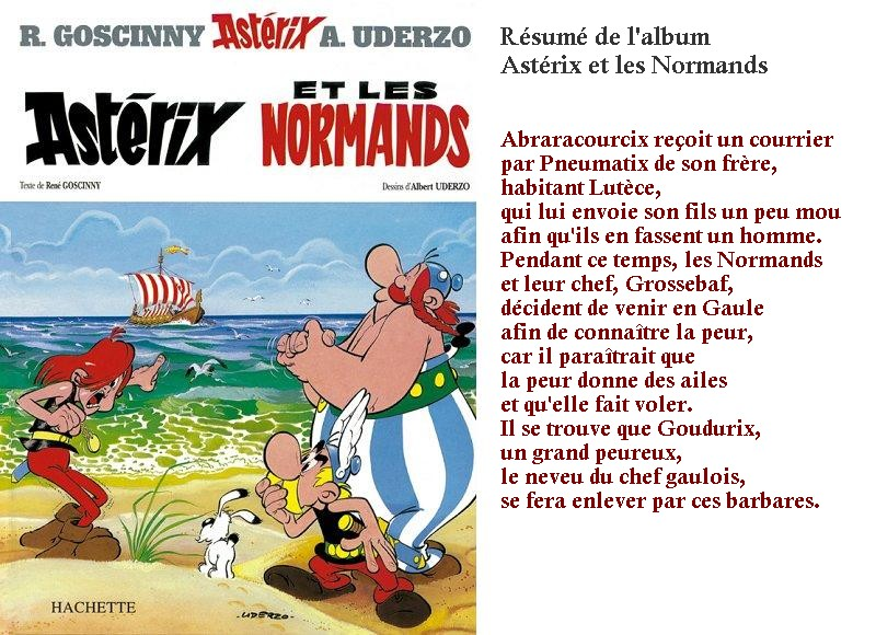 Les albums d'Astérix le Gaulois Album_14