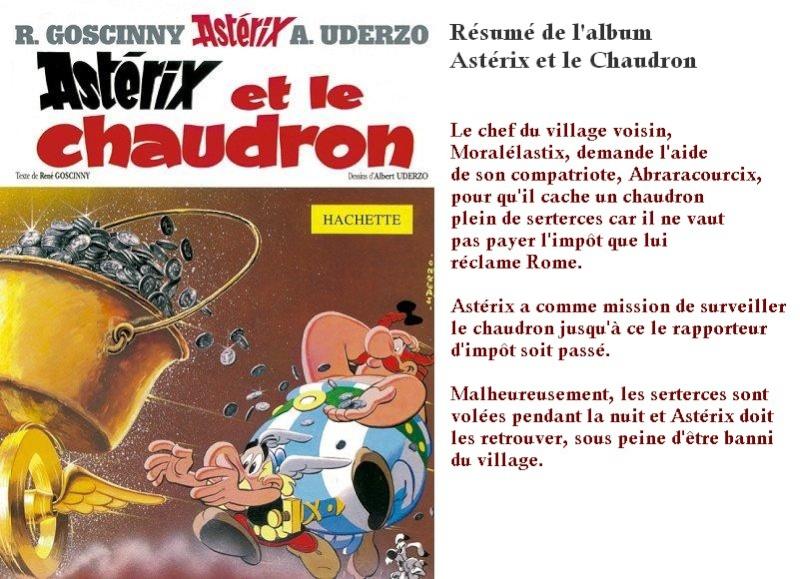 Les albums d'Astérix le Gaulois Album_18