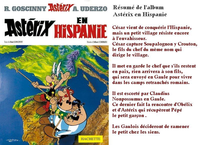 Les albums d'Astérix le Gaulois Album_19
