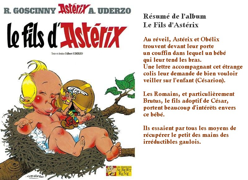 Les albums d'Astérix le Gaulois - Page 2 Album_34