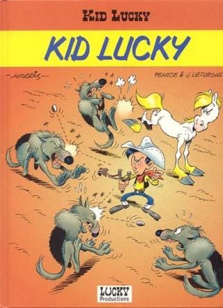Les Albums de LUCKY LUKE Ll64-311